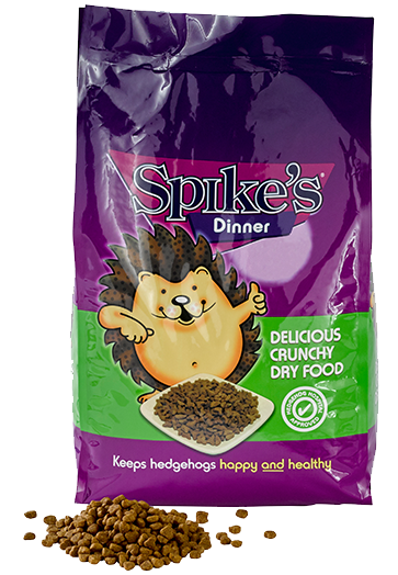 Spike's Food For Hedgehogs - Crunchy Dry